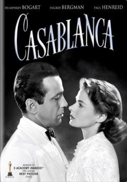 Casablanca [videorecording (DVD)]
