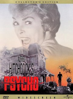 Alfred Hitchcock's Psycho [videorecording (DVD)]