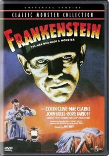 Frankenstein [videorecording (DVD)] : [the man who made a monster]