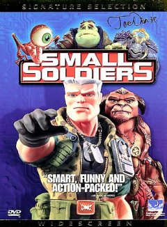 Small soldiers [videorecording (DVD)]
