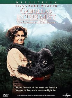 Gorillas in the mist [videorecording (DVD)] : the story of Dian Fossey