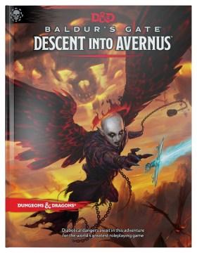 Baldur's Gate. Descent into Avernus.