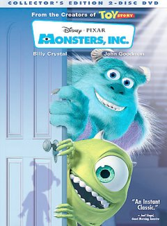 Monsters, Inc [videorecording (DVD)]
