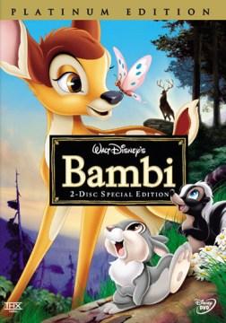 Bambi [videorecording (DVD)]