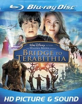 Bridge to Terabithia [videorecording (Blu-ray)]