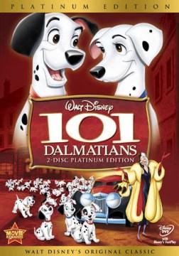 101 Dalmatians [videorecording (DVD)]
