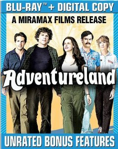 Adventureland [videorecording (Blu-ray)]