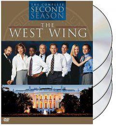 The West Wing [videorecording (DVD)] : the complete second season