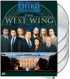 The West Wing. The complete third season [videorecording (DVD)]