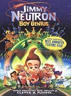 Jimmy Neutron, boy genius [videorecording (DVD)]