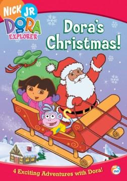 Dora the Explorer. Dora's Christmas! [videorecording (DVD)]