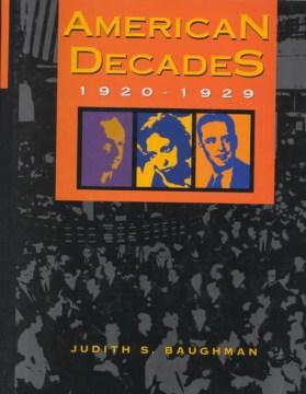 American decades : 1920-1929