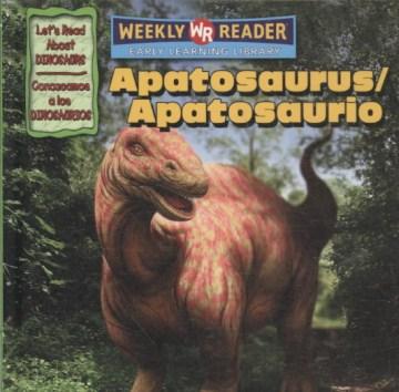 Apatosaurus = Apatosaurio