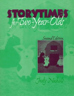 Storytimes for two-year-olds