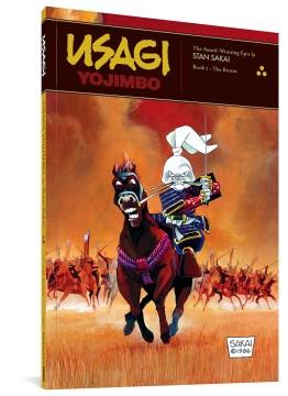 Usagi yojimbo. Book 1, The ronin