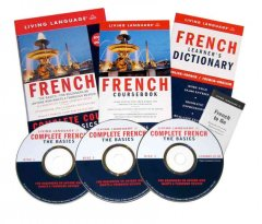 Complete French [sound recording (CD)] : the basics.