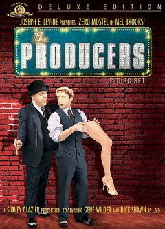 Mel Brooks' The Producers [videorecording (DVD)]