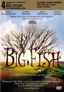 Big fish [videorecording (DVD)]