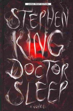 Doctor Sleep [text (large print)]