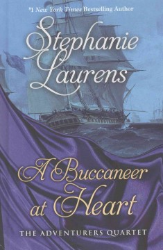 A buccaneer at heart [text (large print)]
