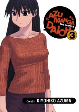 Azumanga-Daioh. Volume 3