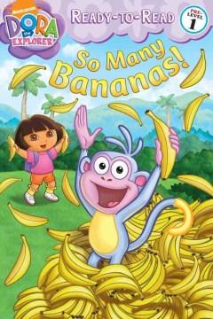 So many bananas!