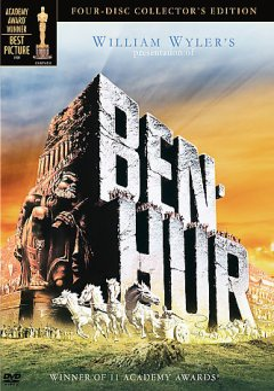 Ben-Hur [videorecording (DVD)] : a tale of the Christ