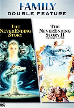 The Neverending story [and], the Neverending story II : the next chapter.