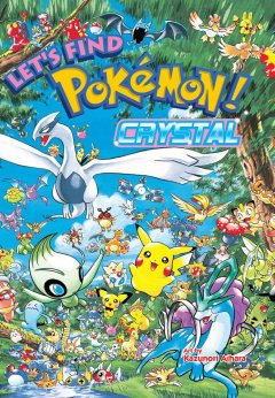 Let's find Pokémon! Crystal