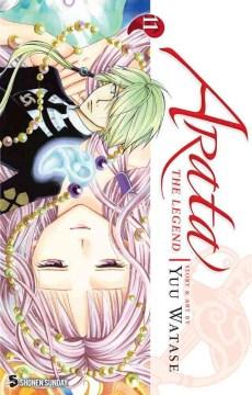 Arata : the legend. Vol. 11