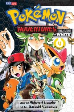 Pokémon adventures. Black & White. Volume 4