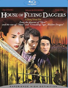 House of Flying Daggers [videorecording (Blu-ray)]