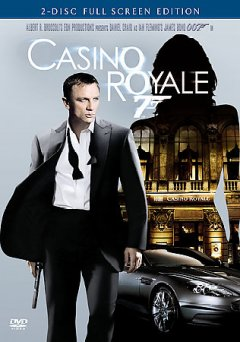 Casino Royale [videorecording (DVD)]