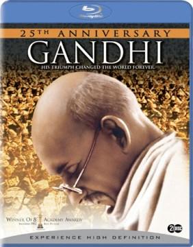 Gandhi [videorecording (Blu-ray)]