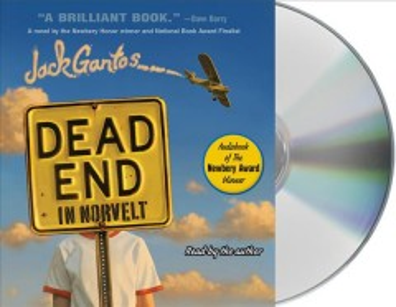 Dead end in Norvelt [sound recording (book on CD)]