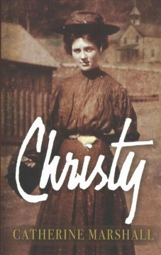 Christy [text (large print)]