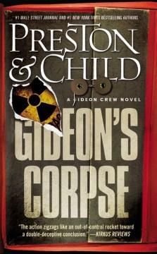 Gideon's corpse [text (large print)]