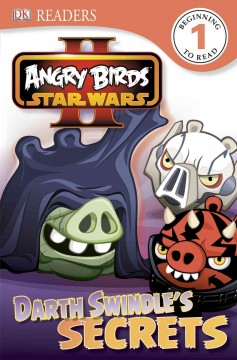Angry birds star wars. Darth Swindle's secrets