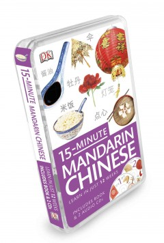 15-minute Mandarin Chinese [sound recording (CD)] : learn in just 12 weeks