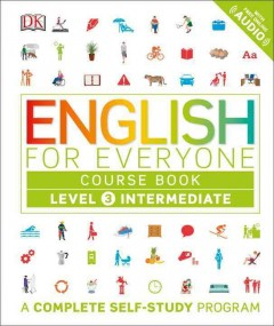 English for everyone course book. Level 3 intermediate