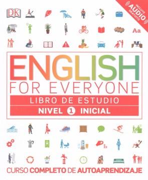 English for everyone. Libro de estudio. Nivel 1 inicial