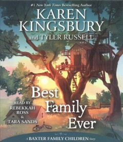Best family ever [sound recording (book on CD)]