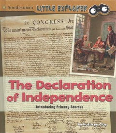 Declaration of Independence : introducing primary sources