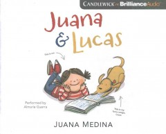 Juana & Lucas [sound recording (book on CD)]