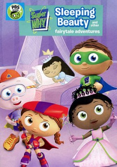 Super why!  Sleeping beauty and other fairytale adventures