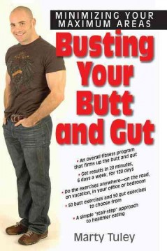 Busting your butt and gut : minimizing your maximum areas