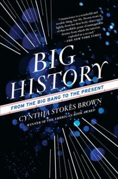 Big history : from the big bang to the present