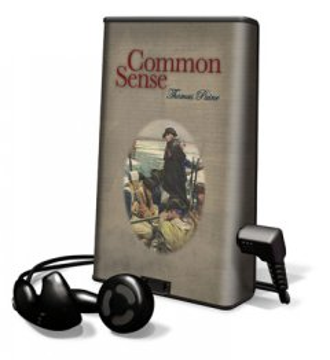 Common sense [sound recording (Playaway)]