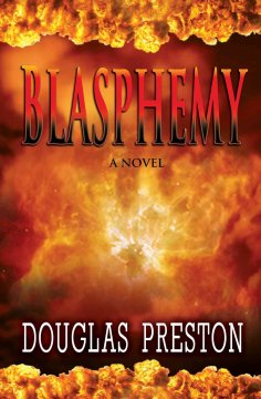 Blasphemy [text (large print)]