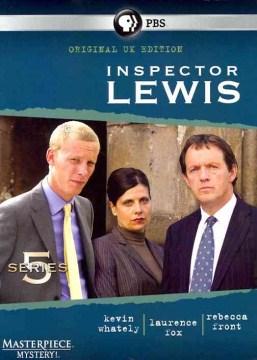 Inspector Lewis [videorecording (DVD)] : series 5